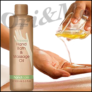Softening Hand Bath & Massage Oil