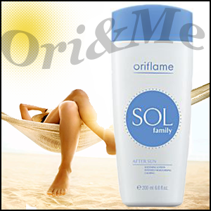 Sol family Soothing Lotion After Sun