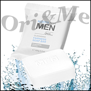 North For Men Cleansing Fairness Soap Bar