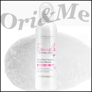 Feminelle Special Care + Extra Mild Intimate Mousse