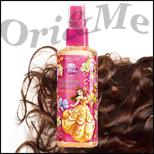 Disney Princess Detangling Hair Spray