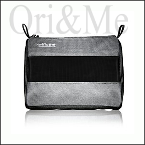 Anti Shine Men Toiletry Bag