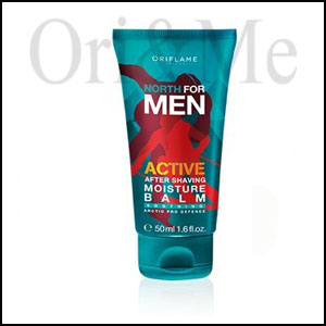 North For Men Active After Shaving Moisture Balm