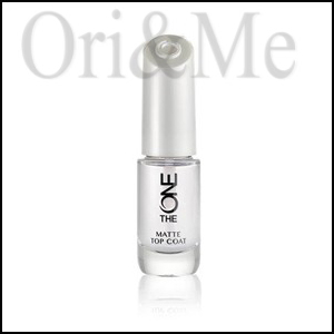 The ONE Matte Top Coat