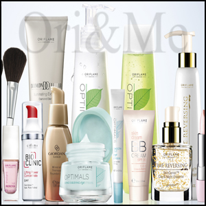Do You Use Oriflame Products?
