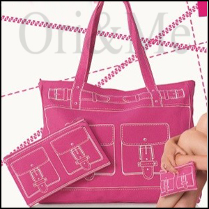 Sketch Tote Bag and Pouch