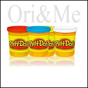 Play Doh set Of Plastiline