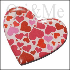 Hearts Magnet