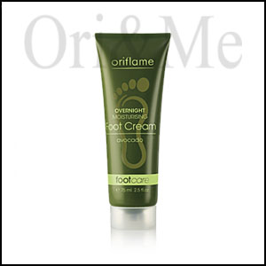 Overnight Moisturising Foot Cream