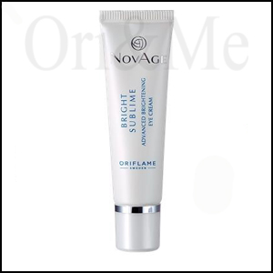 Novage Bright Sublime Advanced Brightening Eye Cream 25+