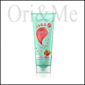 Feet Up Summer LL 2017 Foot cream