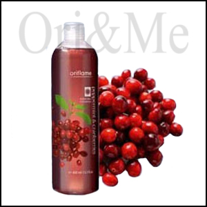 Peppermint & Cranberries Purifying Shampoo
