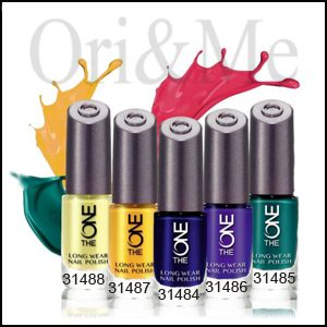 The One Long Wear Nail Polish Oriflame Independent Team
