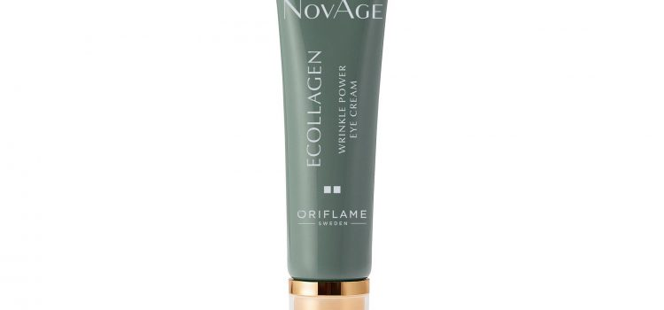 NOVAGE Ecollagen Wrinkle Power Eye Cream
