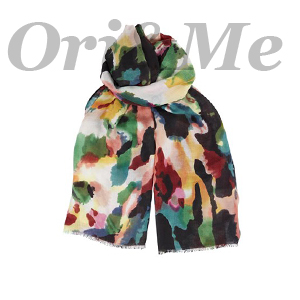 Bjork Colourful Scarf